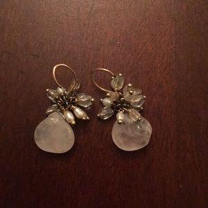 Jewelry - Beautiful crystal earrings